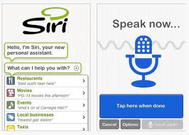 Siri and voice texting