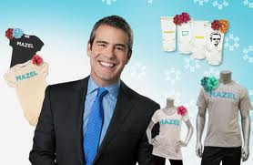 Andy Cohen and the Princesses of Long Island