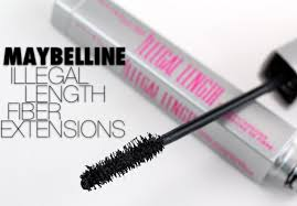 Maybelline illegal length best mascara