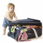 kids packing